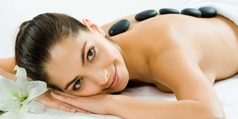 corso massaggo pietre calde hot stone massage
