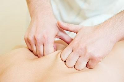 massaggio connettivale