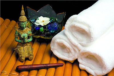 occorrente thai foot massage