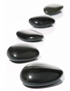 pietre laviche da massaggio
