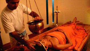 trattamento ayurvedico shirodhara