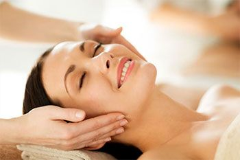 effetti massaggio connettivale riflessogeno viso