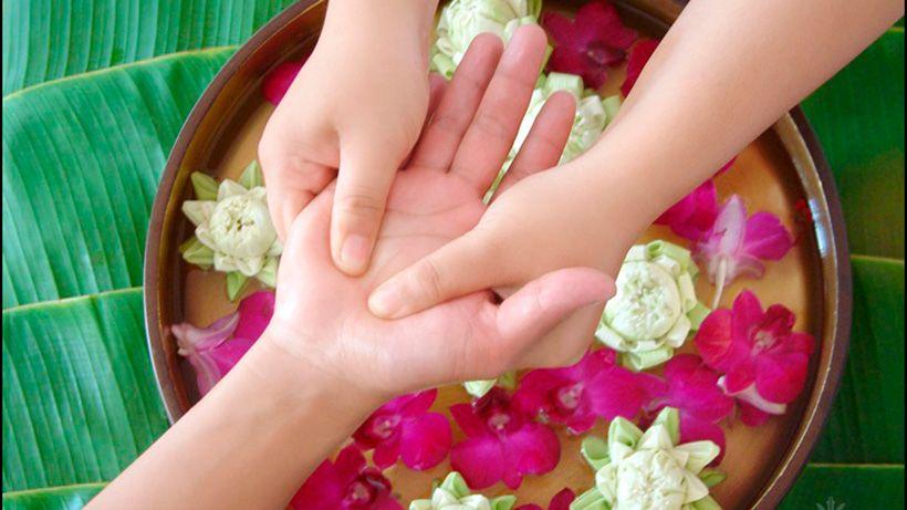 corsi di riflessologia palmare thailandese