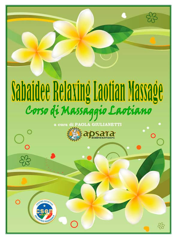 dispensa del corso di massaggio laotiano